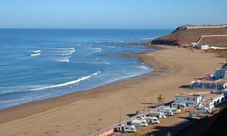 Les plages où il est agréable de se baigner cet été