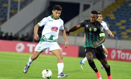 Mahmoud Benhalib et Mohcine Iajour s'attendent  à un match difficile face à Vita Club