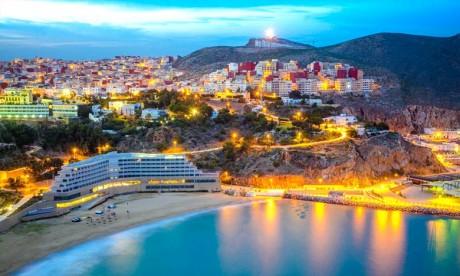 Al-Hoceima : Plus de 24.000 nuitées touristiques au 1er semestre 2018
