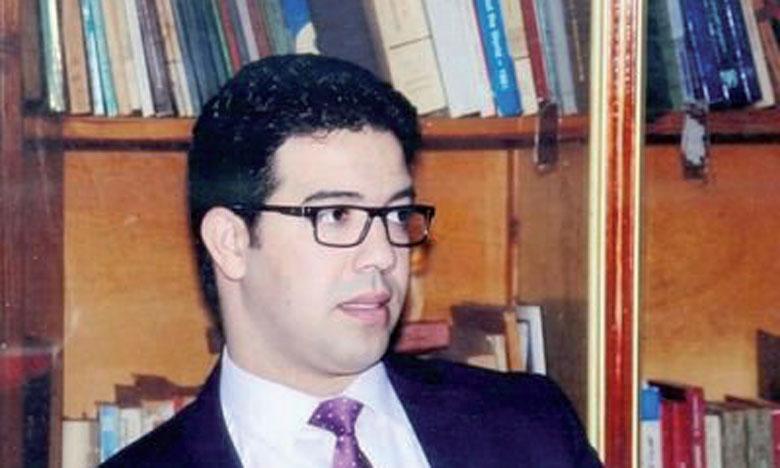 Ismaïl El Hamraoui à la tête du gouvernement parallèle des jeunes pour un deuxième mandat