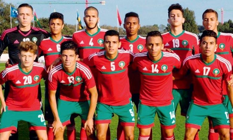 La sélection nationale des U20 s'incline face à l'Uruguay