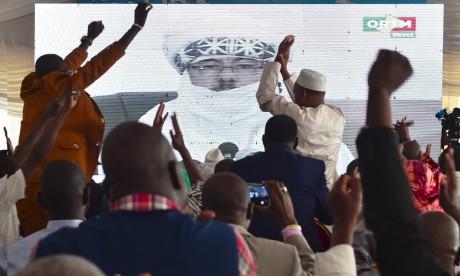 Mali : Boubacar Keïta remporte la présidentielle