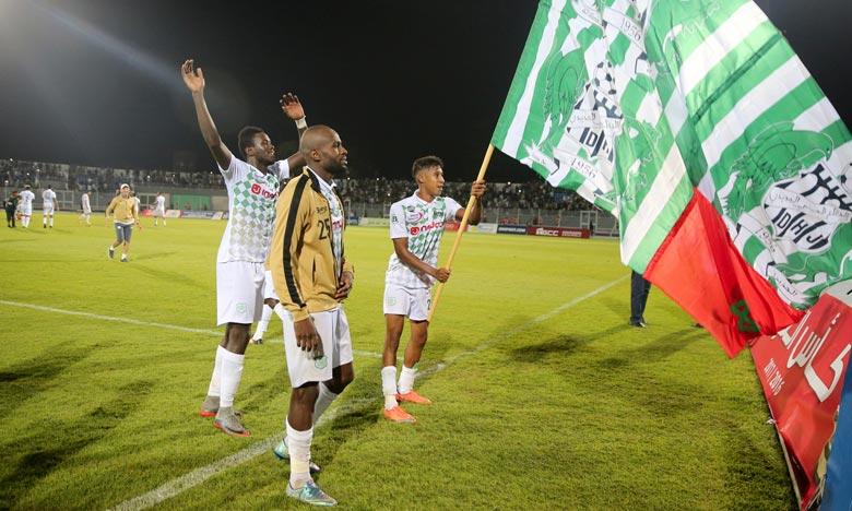 Ligue des Champions de la CAF  : Le DHJ s'impose à domicile face au MC Alger