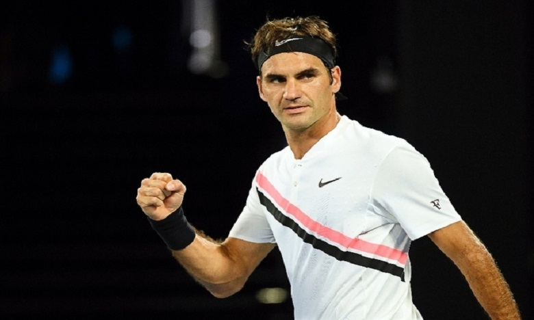 Tennis  : Roger Federer marque un retour gagnant