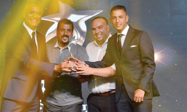 L'IRT, Ahmad Hamoudane et Driss M'rabet, grands gagnants de la Nuits des stars