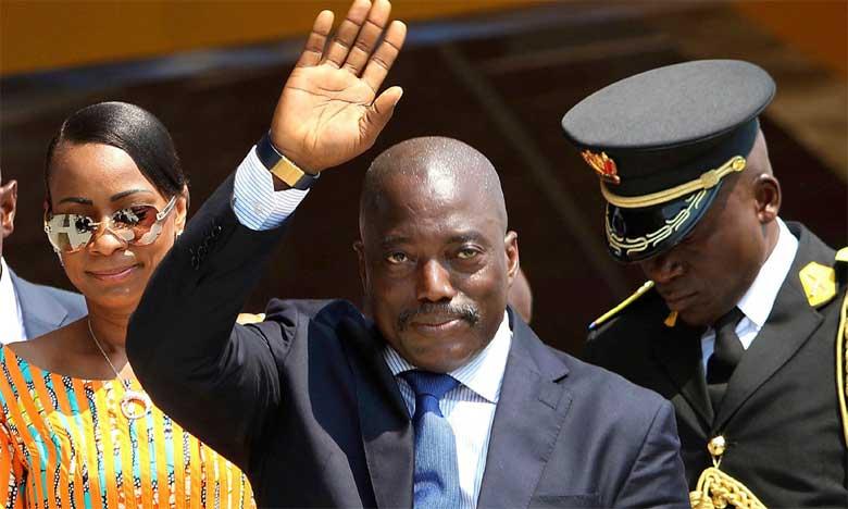 Le Président Kabila renonce à briguer un 3e mandat