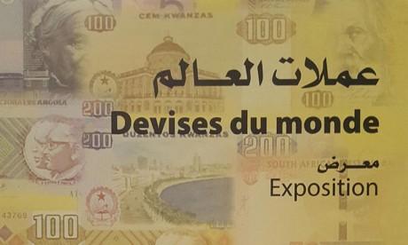 «Devises du Monde», un voyage à travers la monnaie