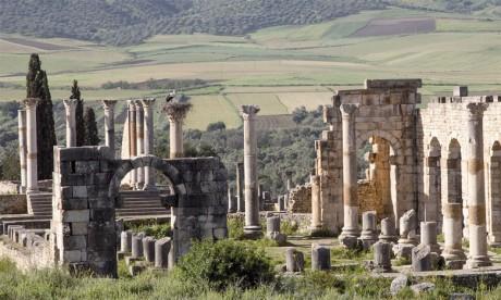 Pillée durant des siècles, Volubilis veut protéger ses trésors