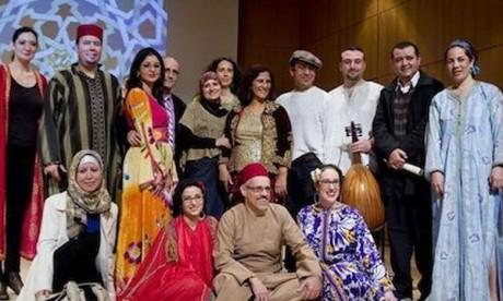 La musique marocaine tend vers l'universel