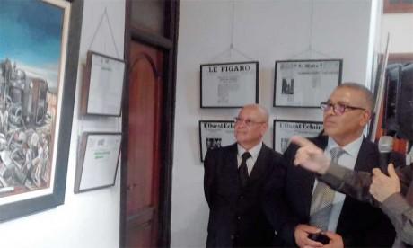 Une exposition retraçant l'épopée et les actes de résistance héroïques des Kénitris