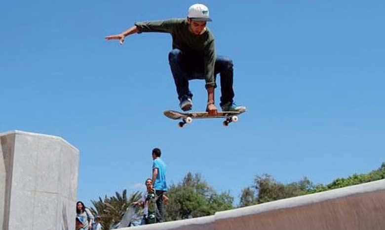 Le skate est un moyen d'expression et une recherche de liberté et d'épanouissement dans l'espace public.