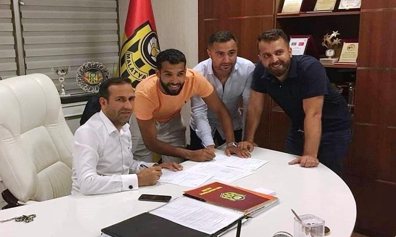 Khalid Boutaib et Issam Chebak prolongent leurs contrats avec le Yeni Malatyaspor