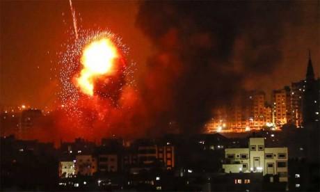 Le gouvernement palestinien appelle la communauté internationale à mettre fin aux agressions israéliennes