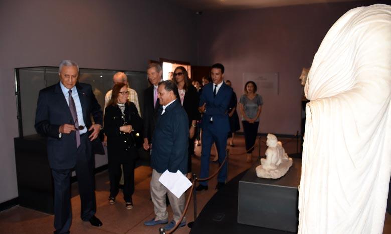 Hommage à l'archéologue Joudia Hassar-Benslimane