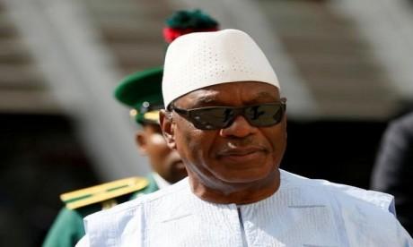 Mali : Ibrahim Boubacar Keïta élu pour un deuxième mandat