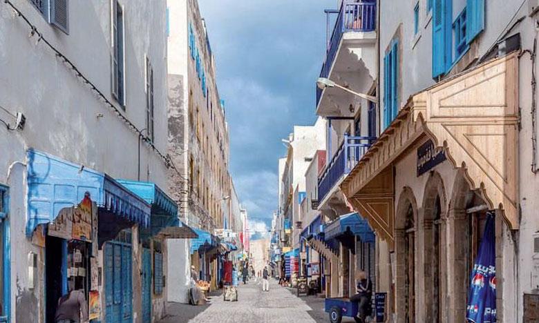 La vieille ville d'Essaouira.
