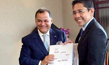 Le gouvernement singapourien a décidé de mettre  en place un consulat honoraire au Royaume