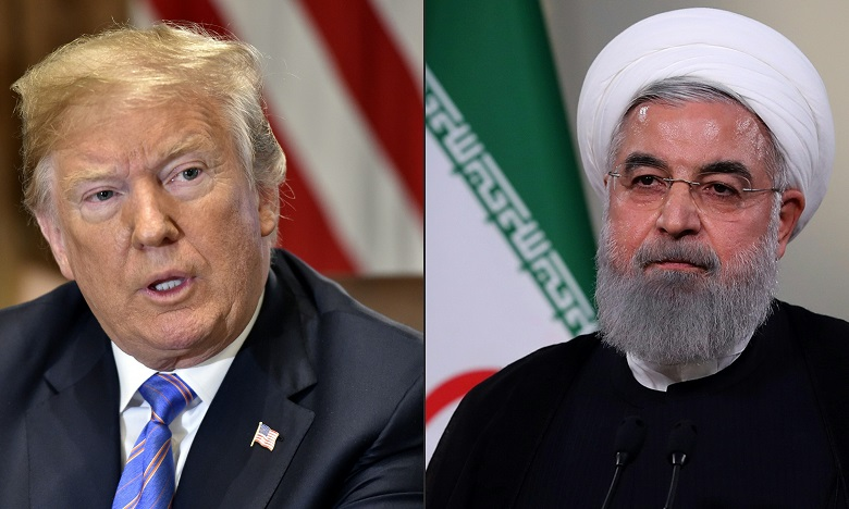 """L'Iran rejette les """"effets d'annonce"""" de Trump"""