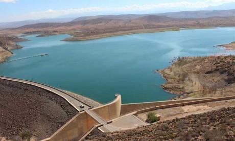 La solution de l'État pour sécuriser  ses ressources hydriques