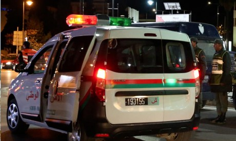 Trois suspects en garde à vue à Casablanca