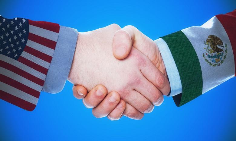 """""""un très bon accord"""" pour le Mexique et les Etats-Unis... sans le Canada"""