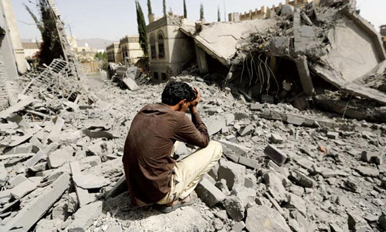 La guerre a fait plus de 10.000 morts et provoqué «la pire crise humanitaire» au monde.