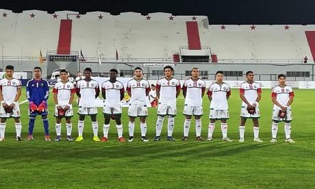 Le Maroc bat la Libye par 1-0