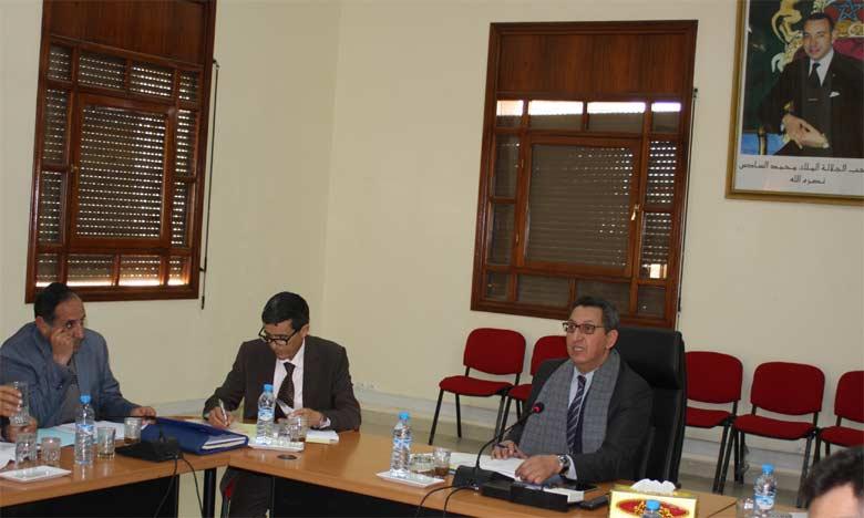Les projets adoptés lors de la réunion du Comité provincial de développement humain devraient bénéficier à quelque 25.368 personnes.