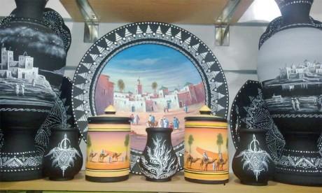 La Foire régionale de l'artisanat met en valeur un savoir-faire  ancestral