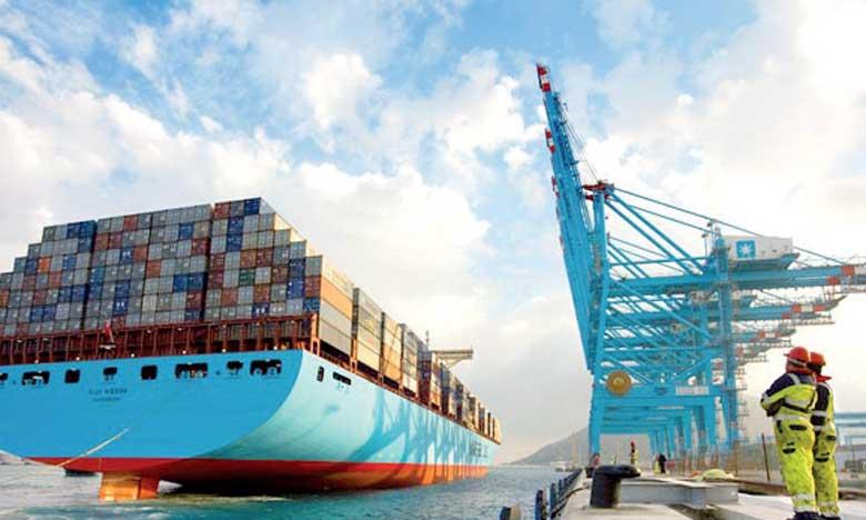 Le port Tanger Med 1 a traité en 2017 un volume de 3,31 millions conteneurs EVP, soit 11% de plus que sa capacité nominale.