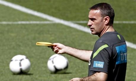 Le Portugais Paulo Bento nouveau coach de la sélection sud-coréenne