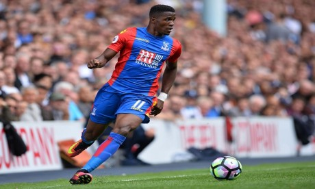 Wilfried Zaha reconduit son contrat avec Crystal Palace