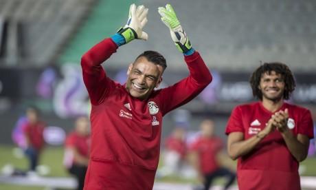 L'inusable Essam El-Hadary annonce sa retraite internationale