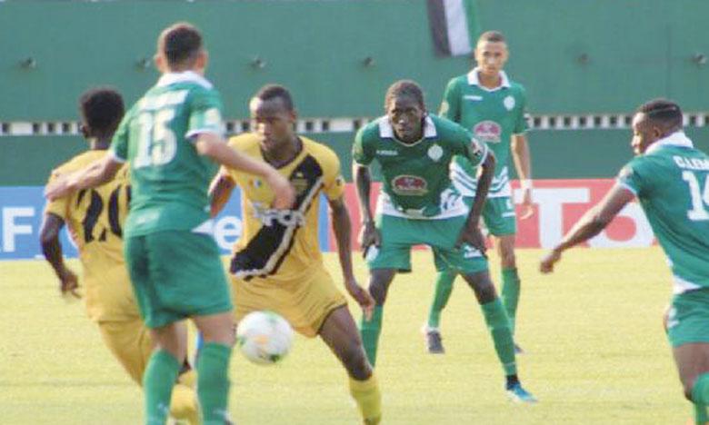 Rassuré par l'OMS, le Raja affrontera dimanche l'AS Vita Club à Kinshasa