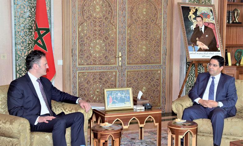 Le Maroc et les États-Unis partagent l'engagement pour lutter contre le terrorisme
