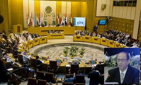 Badreddine El Allali, secrétaire général-adjoint de la Ligue des Etats arabes