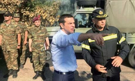 Tsipras veut lutter contre  les constructions illégales