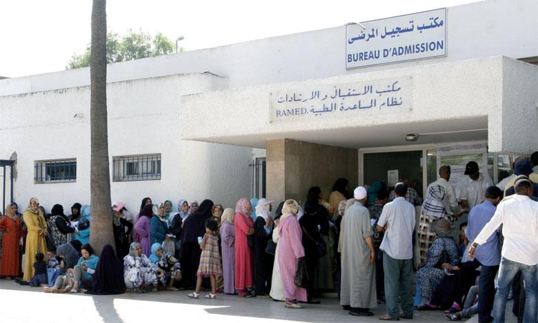 Le rapport soulève l'absence d'un système de pilotage et de gouvernance du Ramed, ainsi que le chevauchement des compétences entre l'Agence nationale de l'assurance maladie et le ministère de la Santé en ce qui concerne la gestion des ressources financières.