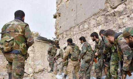 Les terroristes de Daech cherchent  à déstabiliser la région