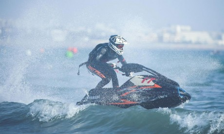 Ayoub Benamar domine la Coupe  du Trône et la première manche du Championnat à Agadir