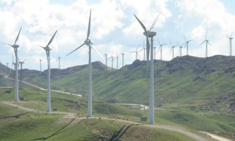 Le Sénégal construit son premier parc éolien de 158,7MW