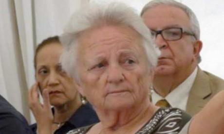 La Fondation M'jid rend hommage  à la dame au grand cœur