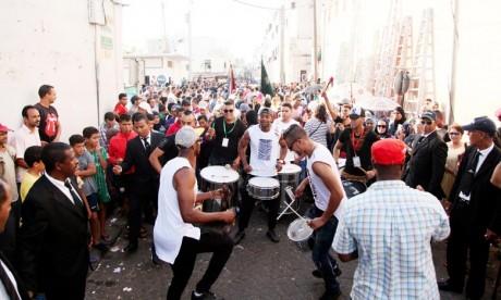Casablanca accueille la 8e édition du festival «Noujoum Gnaoua»