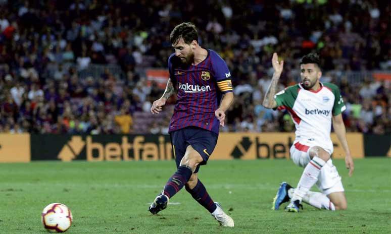 Le Barça et le Real démarrent sous  de bons auspices