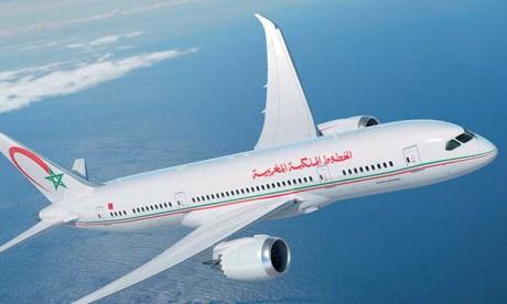 RAM lance une  nouvelle liaison  Casablanca-Athènes