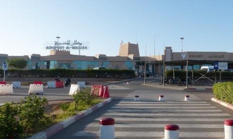 Aéroport Agadir Al Massira  : plus 28% de passagers durant le 1er semestre 2018