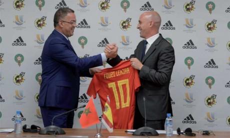 La Supercoupe d'Espagne, premier jalon d'une coopération maroco-espagnole