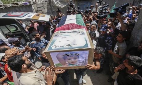 Israël menace de lancer une offensive terrestre contre la bande de Gaza