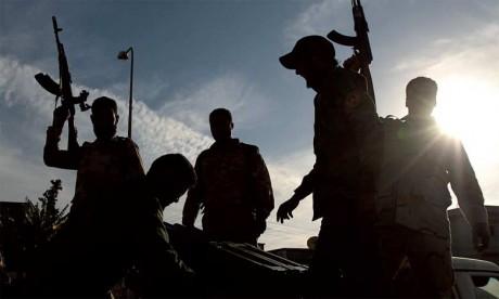 Pour tenter un retour en force, Daech renoue  avec ses sinistres tactiques