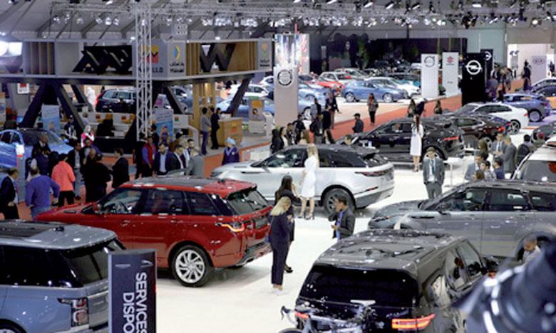 Hausse de 4,86% des ventes  de voitures neuves à fin juillet2018